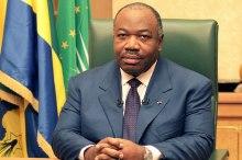 President Ali Bongo.