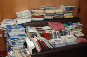 Books [Photo credit: www.nigeriaphysio.net]