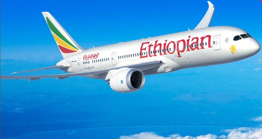 Ethiopian Airlines | Sumber: Premium Times Nigeria