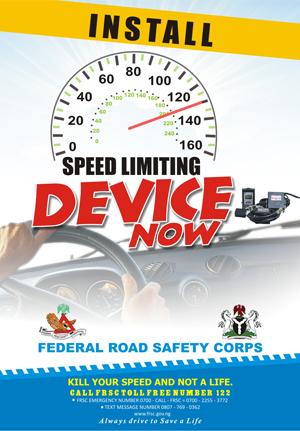 FRSC Speed Limit