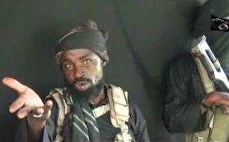 Abubakar Shekau in new video