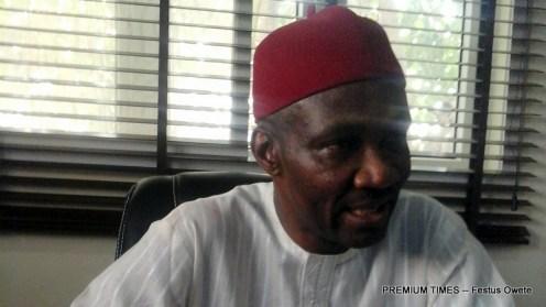 Cairo Ojougboh Factional Deputy National Chairman