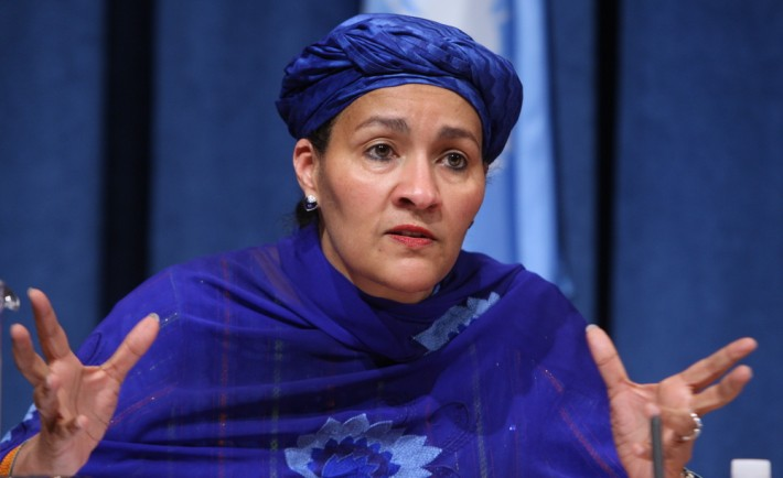 COVID-19: UN Deputy Secretary-General to visit Nigeria, three other Africa countries