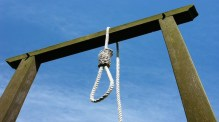 Hanging rope [Photo credit: crimefeed.com]