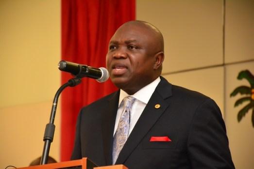 Lagos State Governor, Akinwunmi Ambode