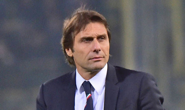 Chelsea manager Antonio Conte [Photo credit: Daily Express