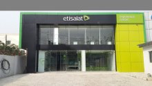 An Etisalat Office