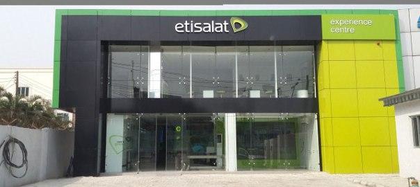 An Etisalat Office