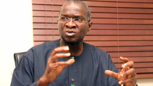 Babatunde Fashola Photo credit: The Herald News Nigeria