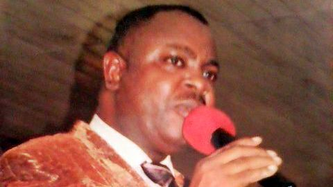 Late Pastor Anthony