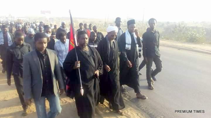 Don't protest in Abuja, Police warn Shiite IMN members