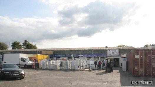 Afghan, Muhammed Aziz, Shop in Germany