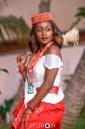 Miss Anita representing Enugu