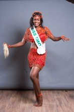 Miss Chiamaka representing Imo