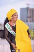 Miss Eniola representing Osun