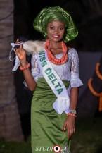 Miss Joy representing Delta