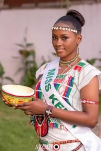 Miss Loretta representing Kebbi