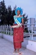 Miss Onyinye representing Abia