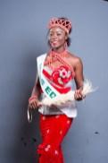Miss Sharon representing Edo