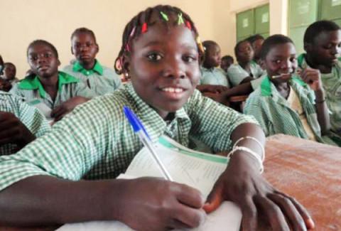 School Pupils (Photo credit: African Examiner)