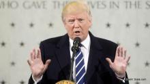 U.S. President, Donald Trump  Photo Credit: slate.com