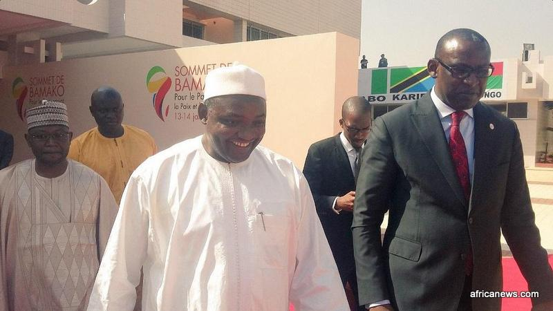 'West Africa ready to deploy troops to Gambia'