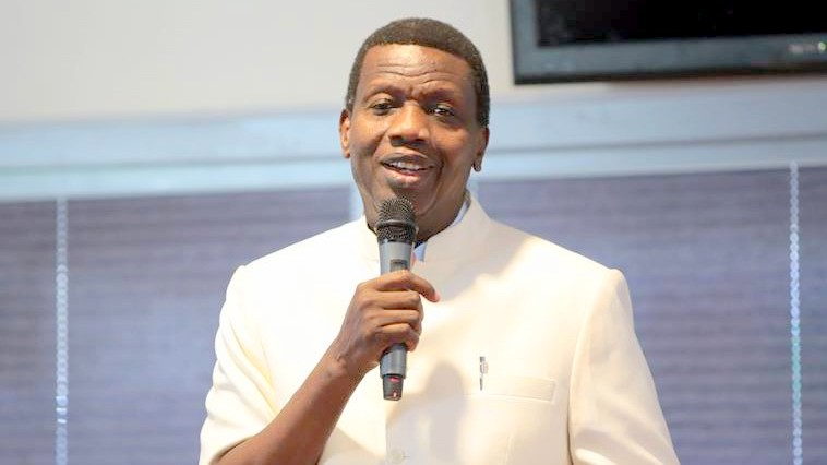 Pastor Adeboye Steps Down As General Overseer Of RCCG Nigeria