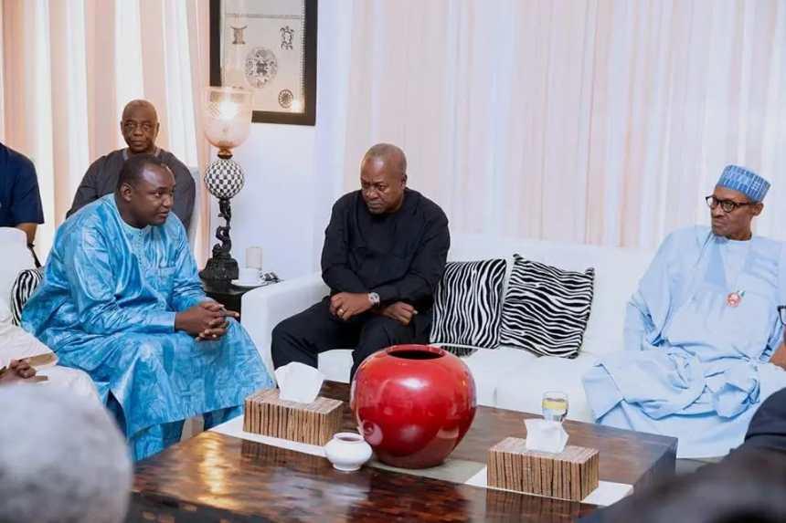 Buhari and Jameh