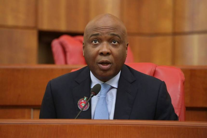 Senate President Bukola Saraki
