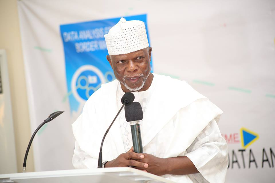 Image result for Col. Hameed Ali rtd., the Comptroller-General of Customs
