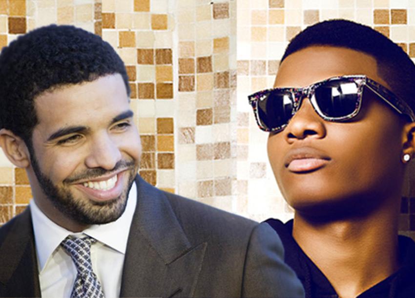 Drake and Wizkid