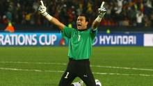 Essam El Hadary Photo: FIFA