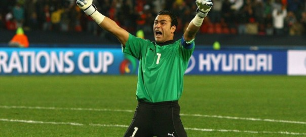 Essam El Hadary Photo: FIFA