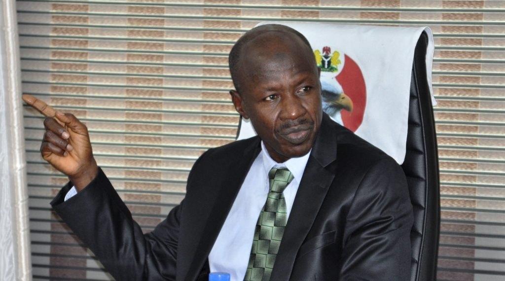 """Whistle-blower Policy: EFCC Recovers N17billion"""