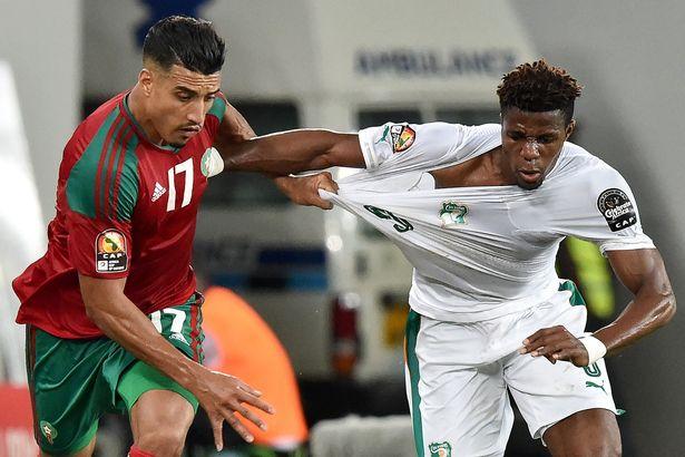 Morocco midfielder