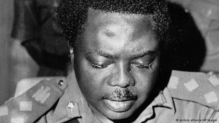Gen. Murtala Muhammed