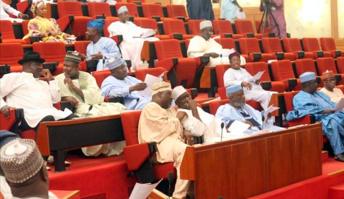 Image result for Nigerian Senate resolves matter with concerned media