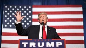 U.S President Donald Trump