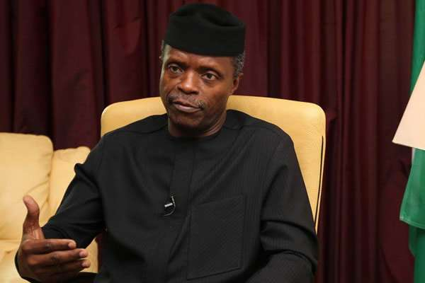 Image result for Vice President Yemi Osinbajo