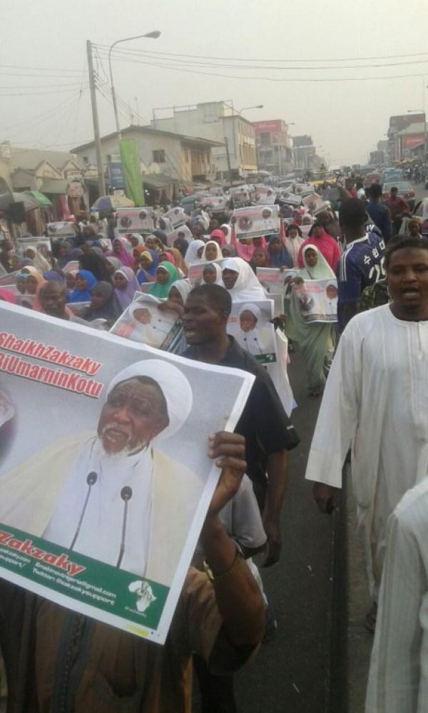 Shiite Procession in Kaduna