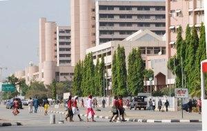 Federal Secretariat Complex, Abuja