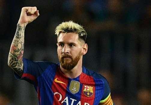 Lionel Messi [Photo Credit: goal.com]