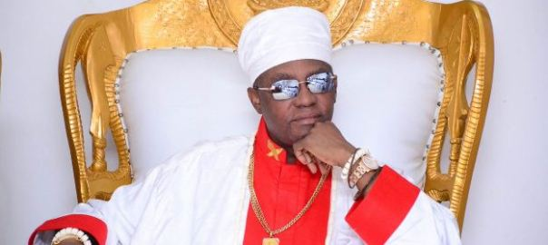39th Oba of Benin Eheneden Erediauwa