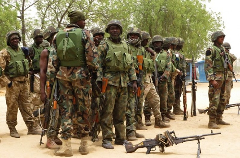 Nigerian army advises Zaria residents not to panic, as