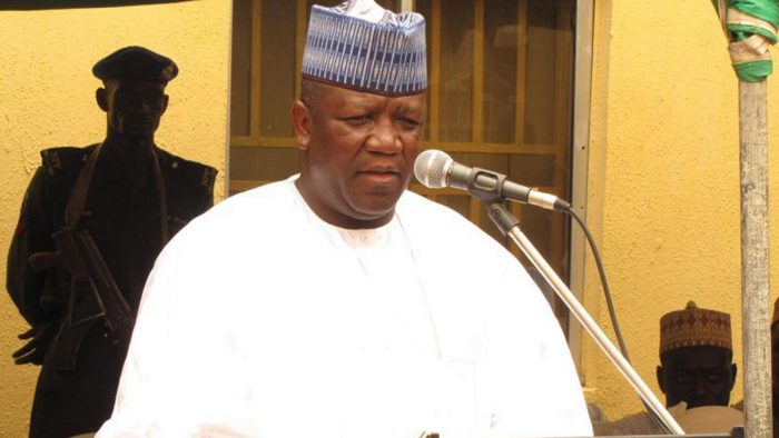 Zamfara Governor, Abdulaziz Yari [Photo: The Guardian Nigeria]