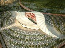 Al-Khor Stadium in Qatar for the World Cup 2022