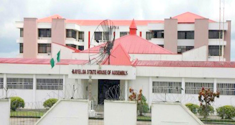 Bayelsa Assembly [Photo credit: Peoples Daily Weekend Newspaper]