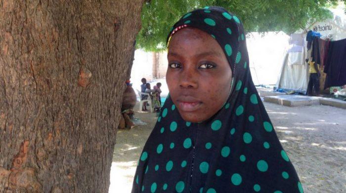 Boko haram wife