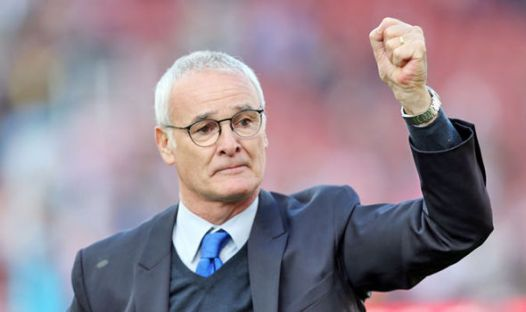 Claudio Raneiri Leicester City Manager