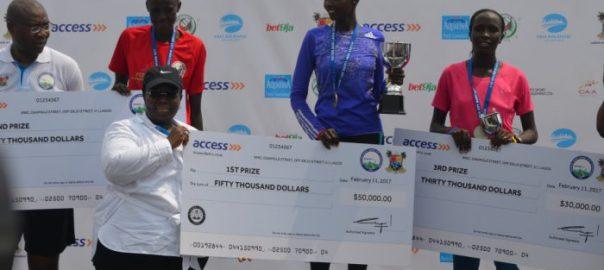 2017 Lagos City Marathon